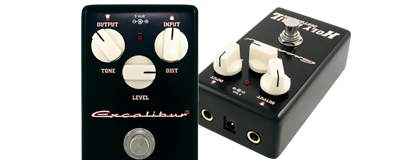 Excalibur Holy Grail Distortion