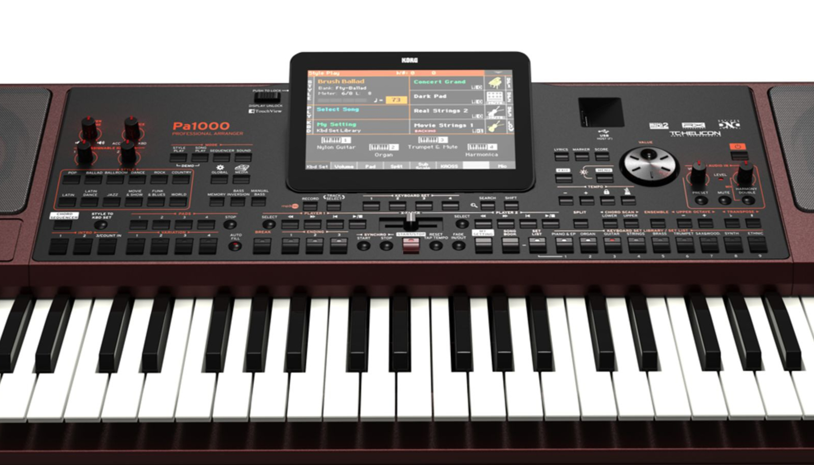 Image Result For Keyboard Style File Korg Pa