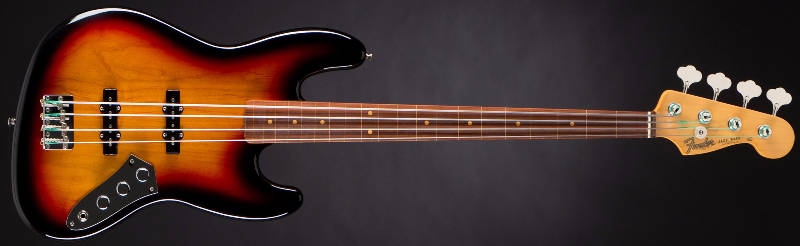 FENDER Jaco Pastorius Jazz Bass 3-Color Sunburst