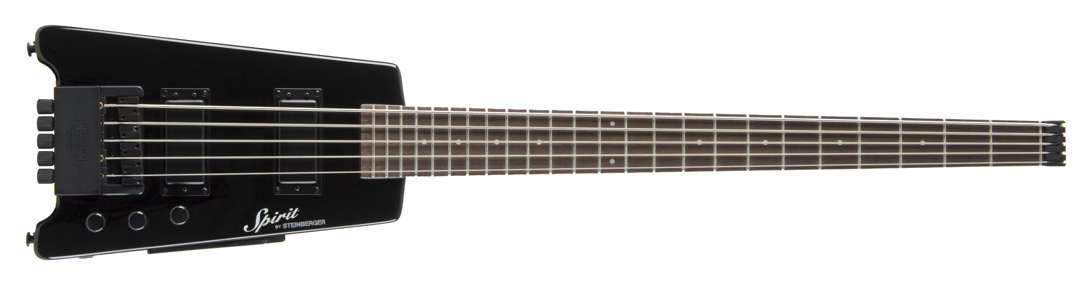 STEINBERGER Spirit XT-25 Standard Bass Black