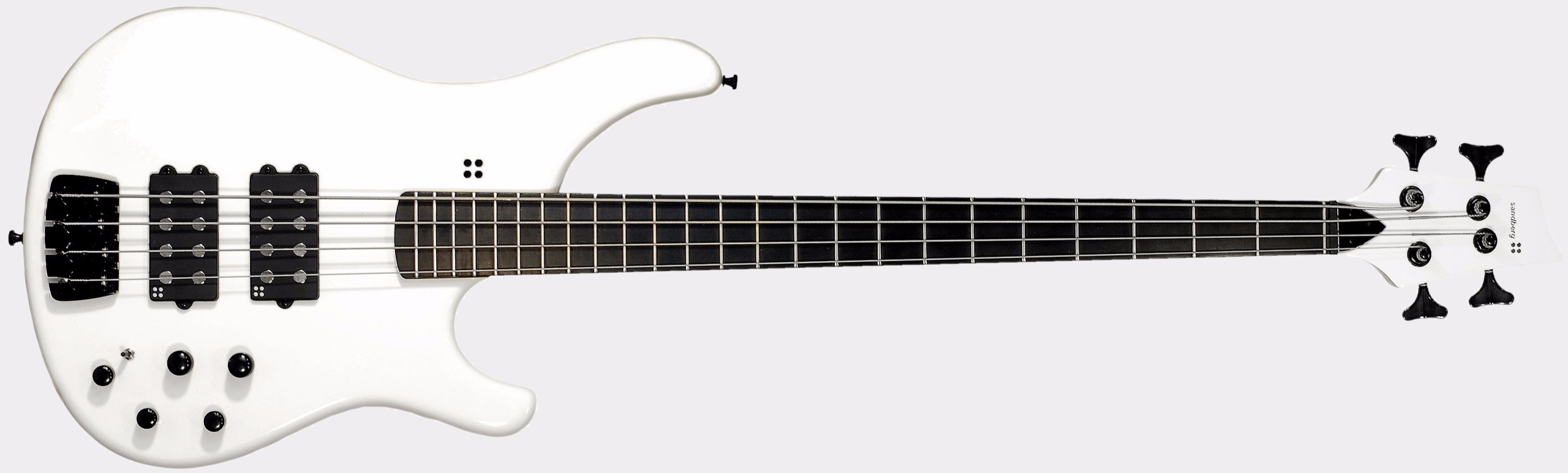 SANDBERG Basic Ken Taylor 4 EB Virgin White Highgloss