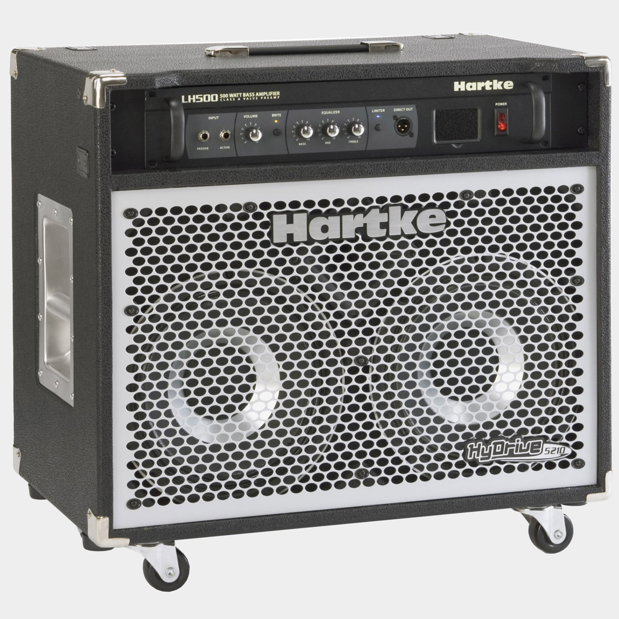HARTKE HyDrive 5210C Bass Combo Front
