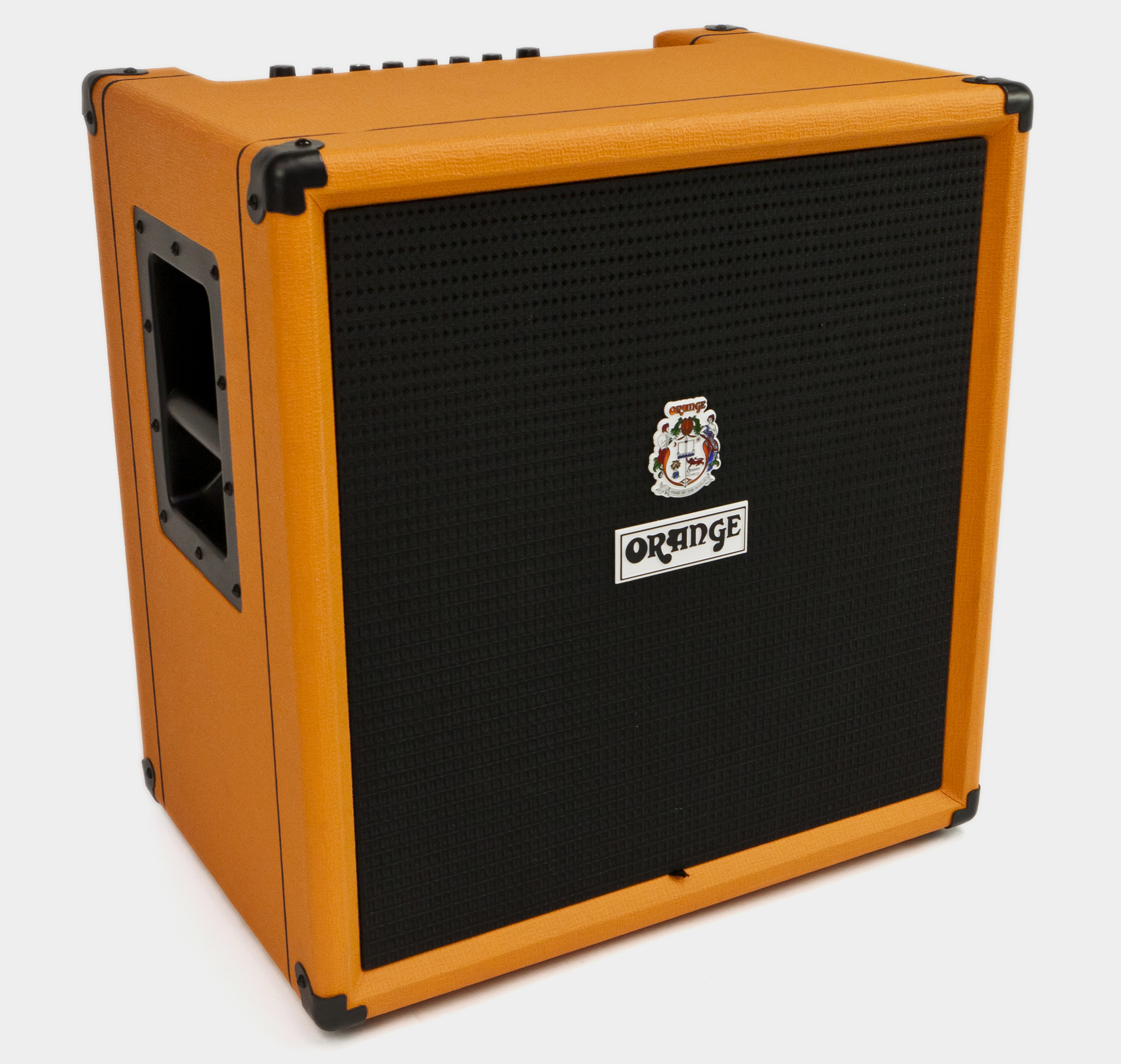 ORANGE CrushPiX CR100BXT Combo Front