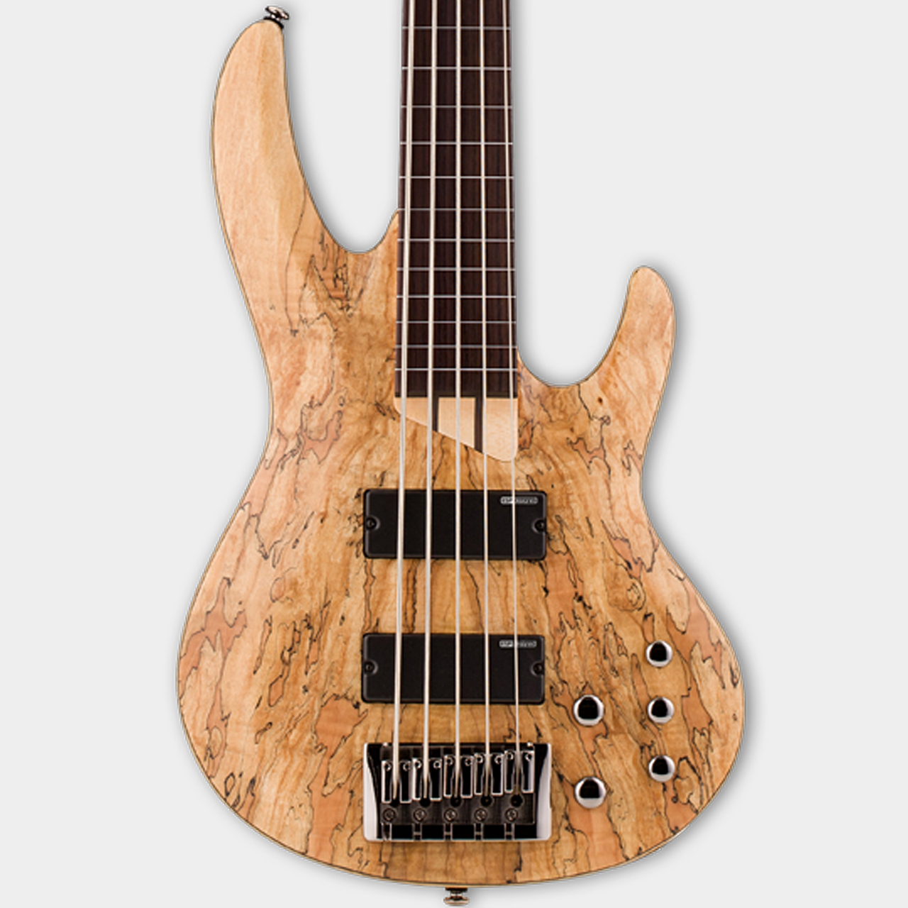 ESP LTD B-205 SM NS Natural Satin Fretless