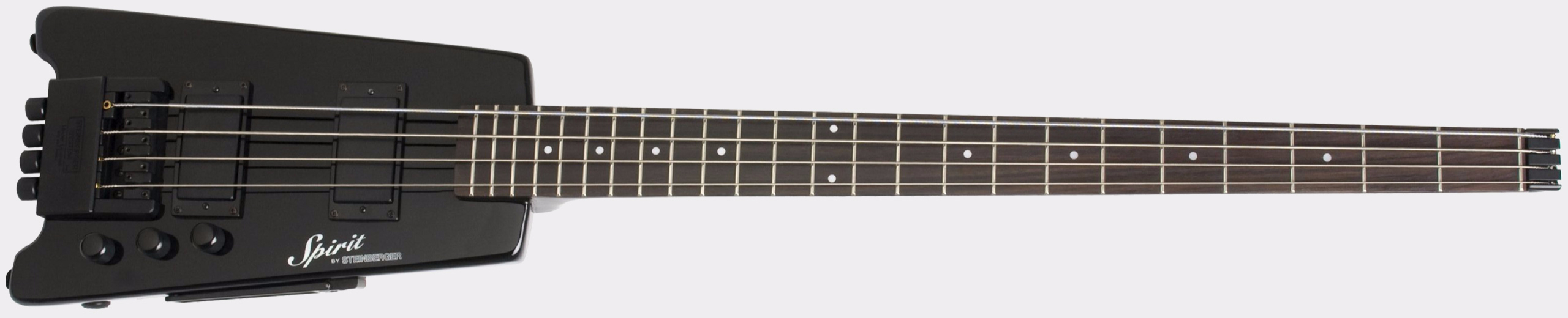 STEINBERGER Spirit XT-2 Standard Bass Black