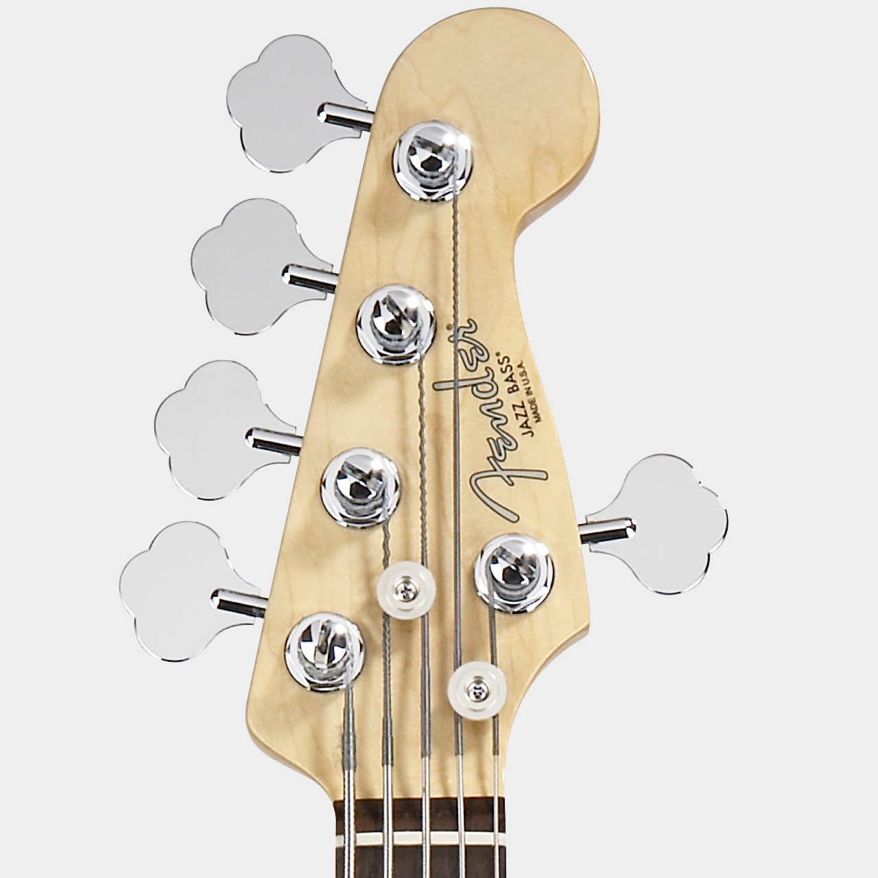 FENDER American Standard Jazz Bass V 3CS Headstock Detail