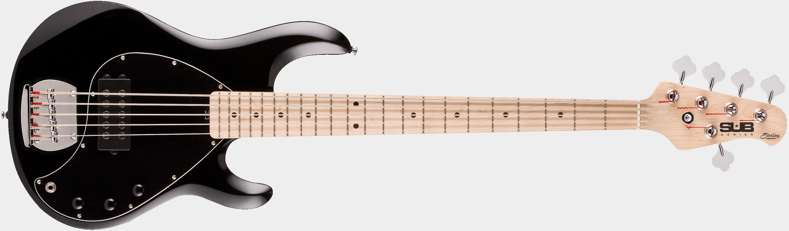 STERLING BY MUSIC MAN S.U.B. Ray5 MN Black