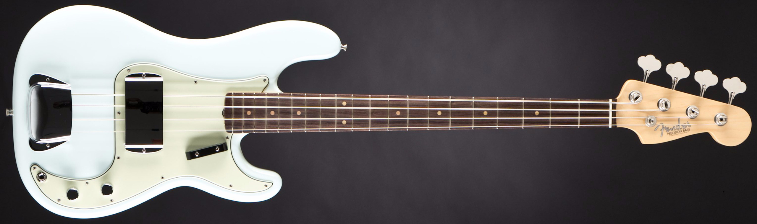 FENDER American Vintage '63 Precision Bass RW Faded Sonic Blue