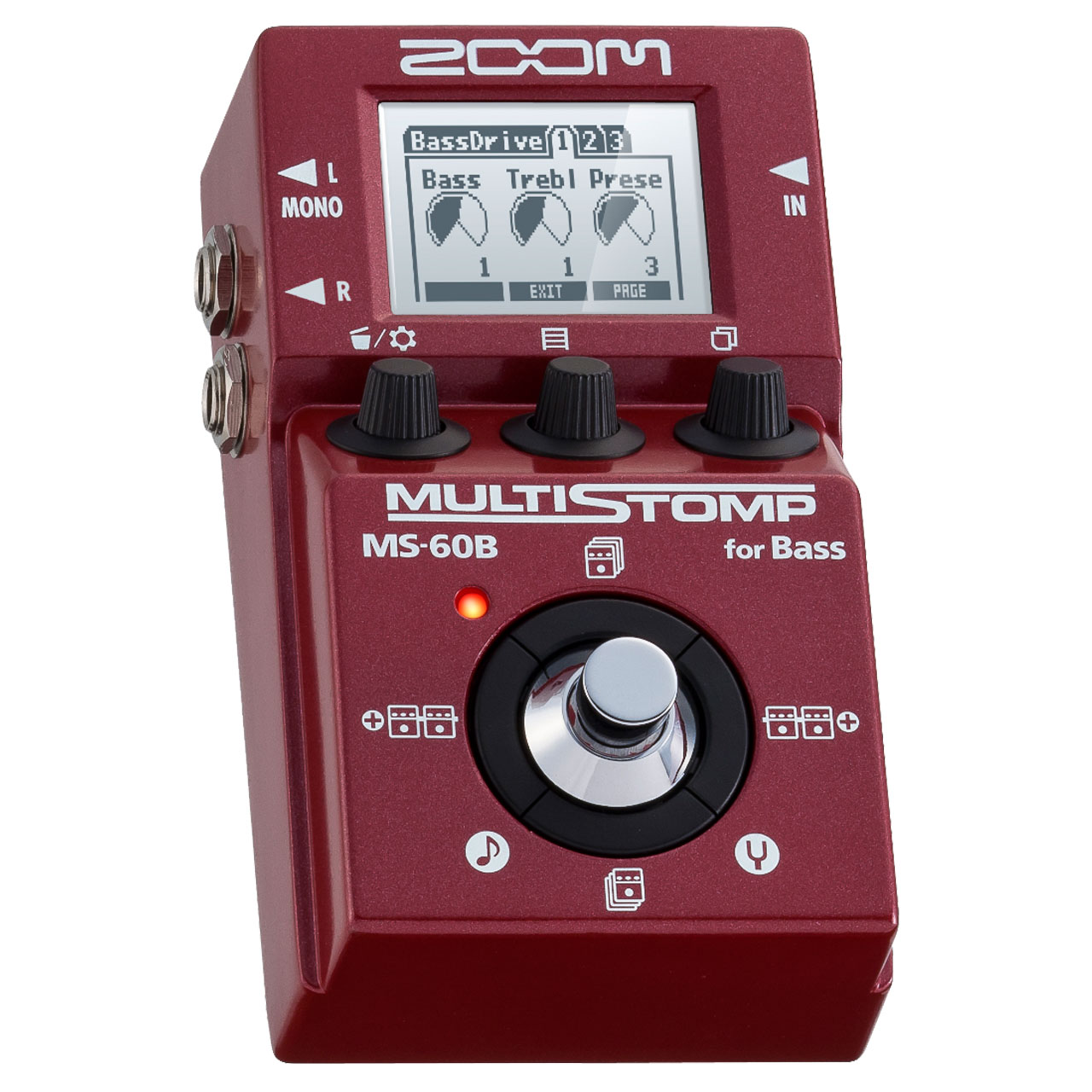 ZOOM MultiStomp MS-60B