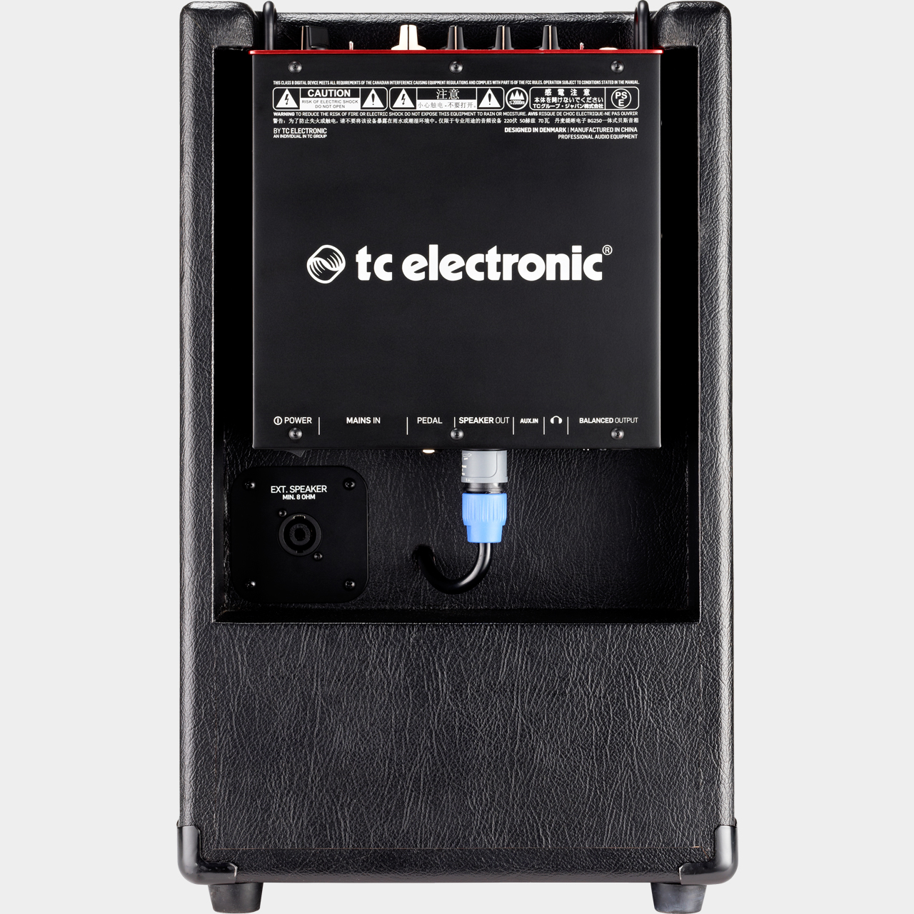 TC ELECTRONIC BG250-208 Combo Rear