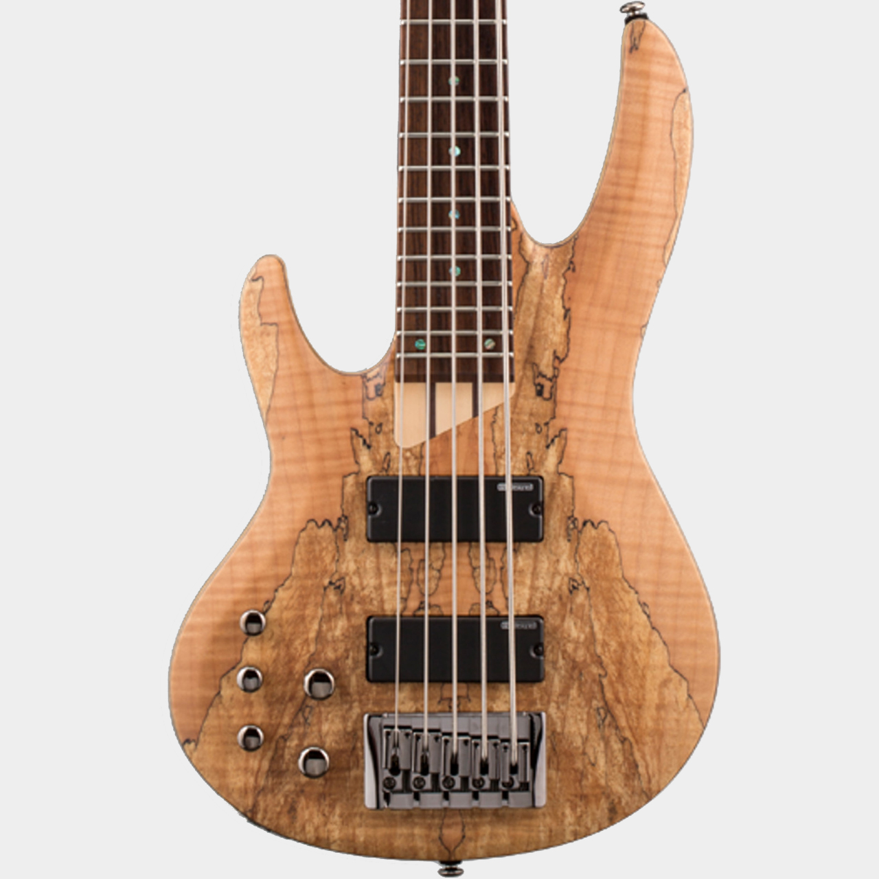 ESP LTD B-205 SM NS Natural Satin Lefthand