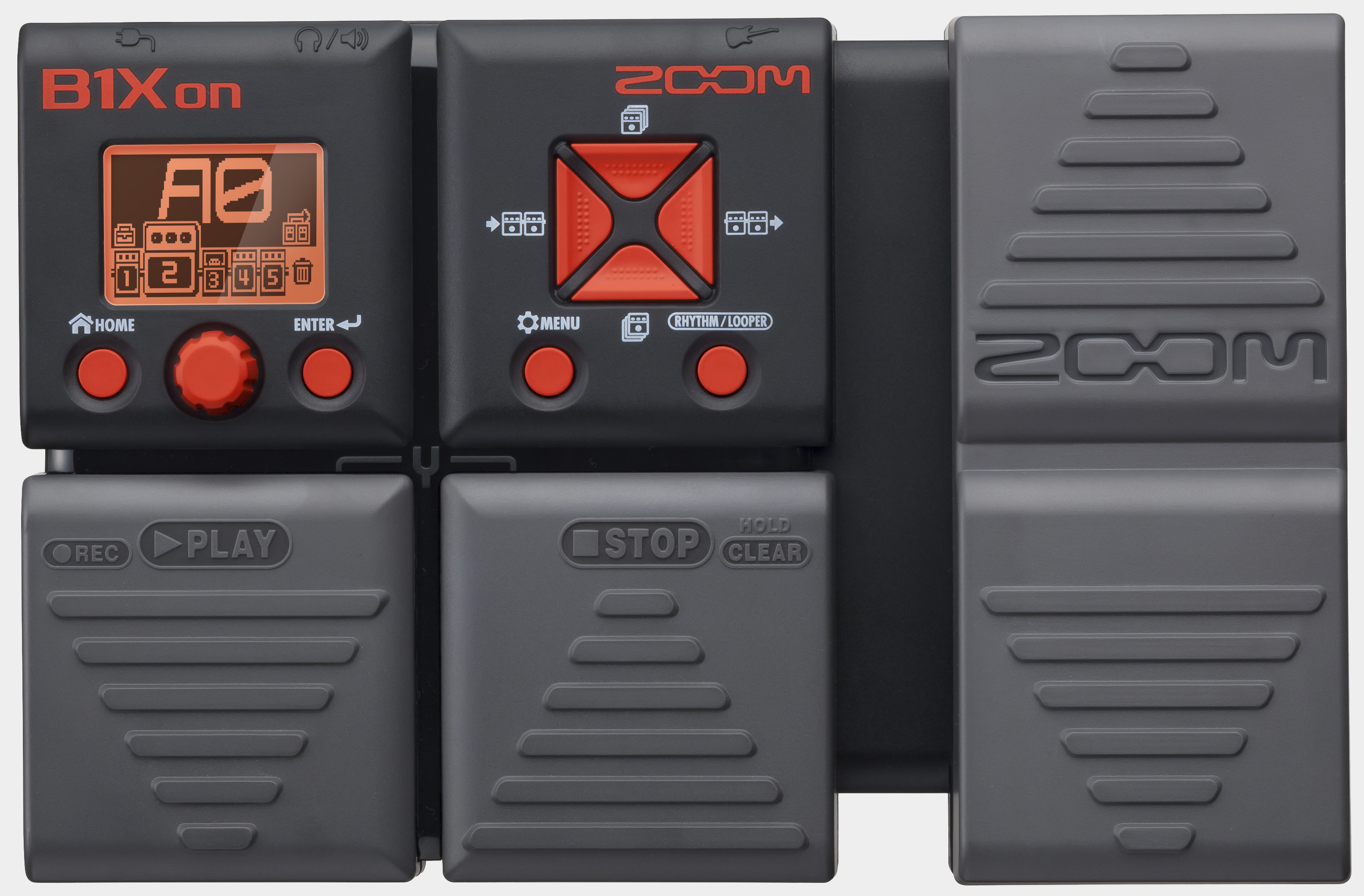 ZOOM B1Xon Top