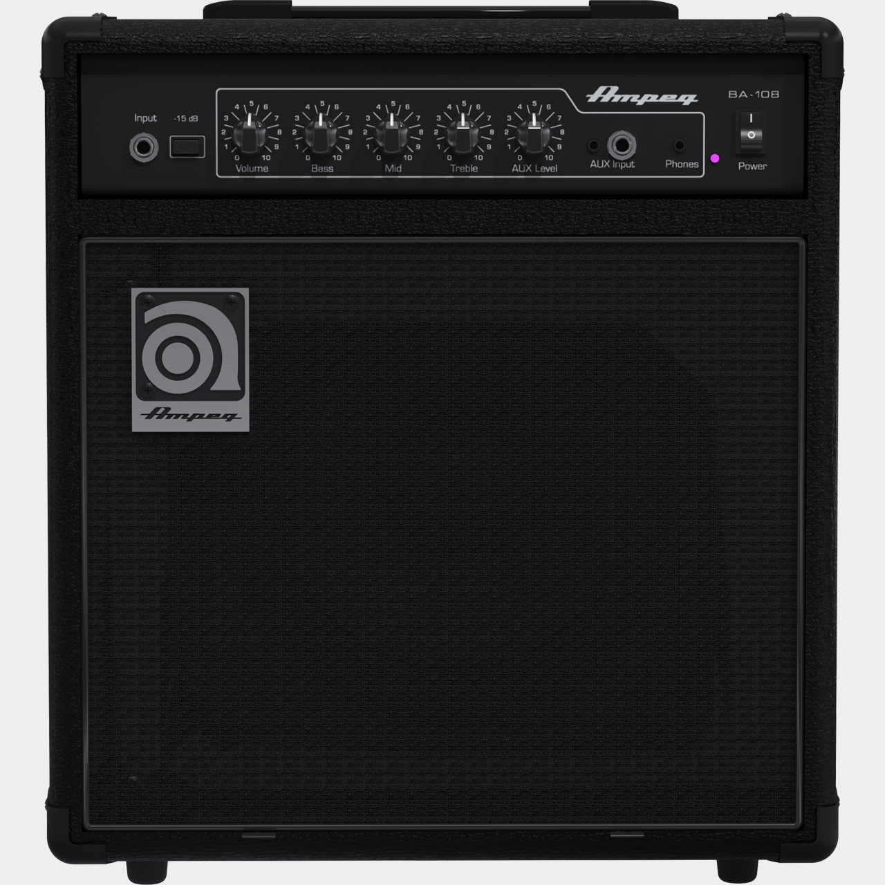 AMPEG BA108 Combo Front