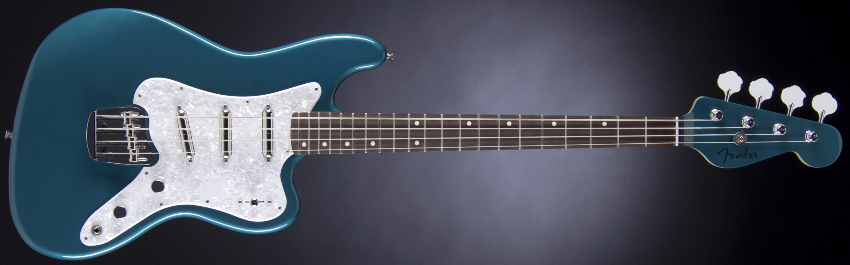 FENDER Classic Player Rascal Bass Ocean Turquoise