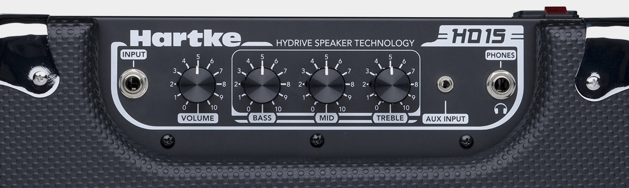 HARTKE HD 15 Combo Panel