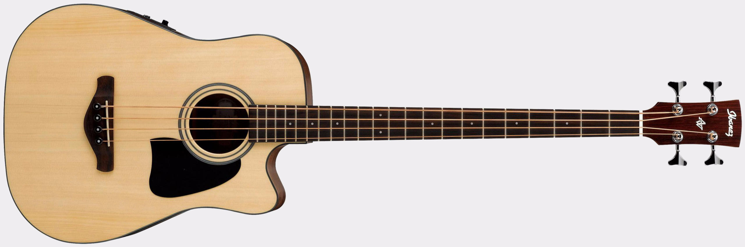 Ibanez AWB50CE-LG Natural Low Gloss