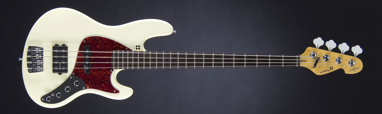 SANDBERG California TM4 RW Creme Highgloss