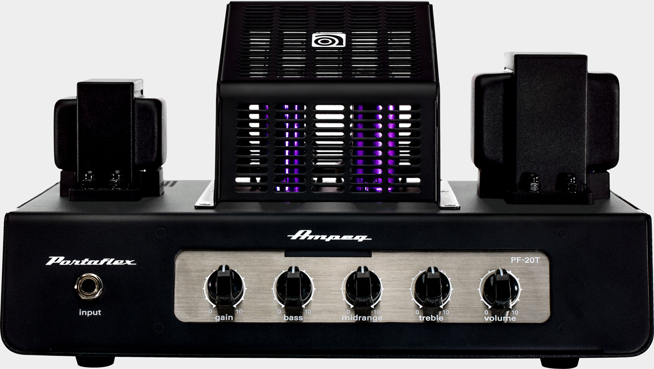 AMPEG PF20T Tube Head Front