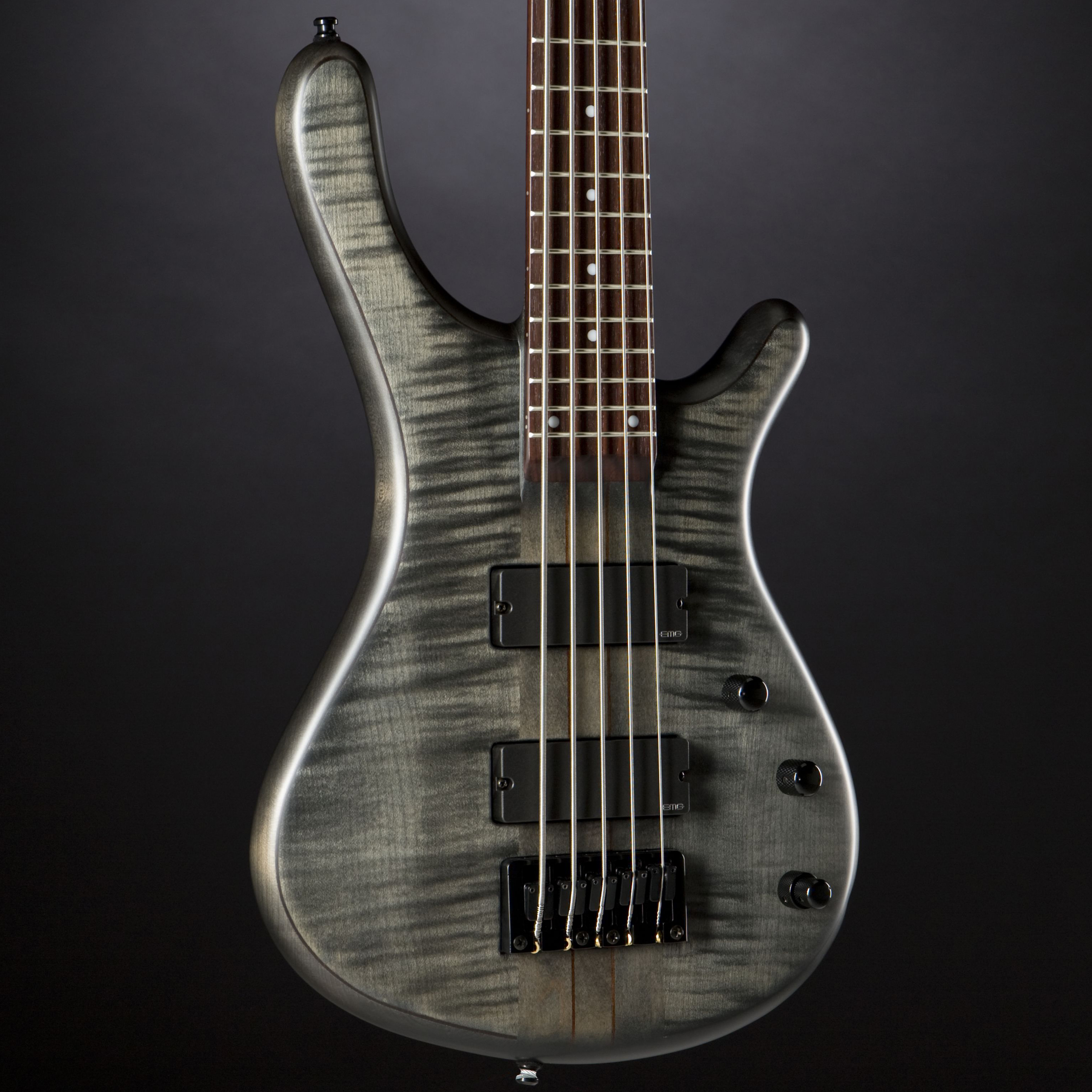 FAME Baphomet NTB 5 LE Graphite Satin Limited Edition Korpus