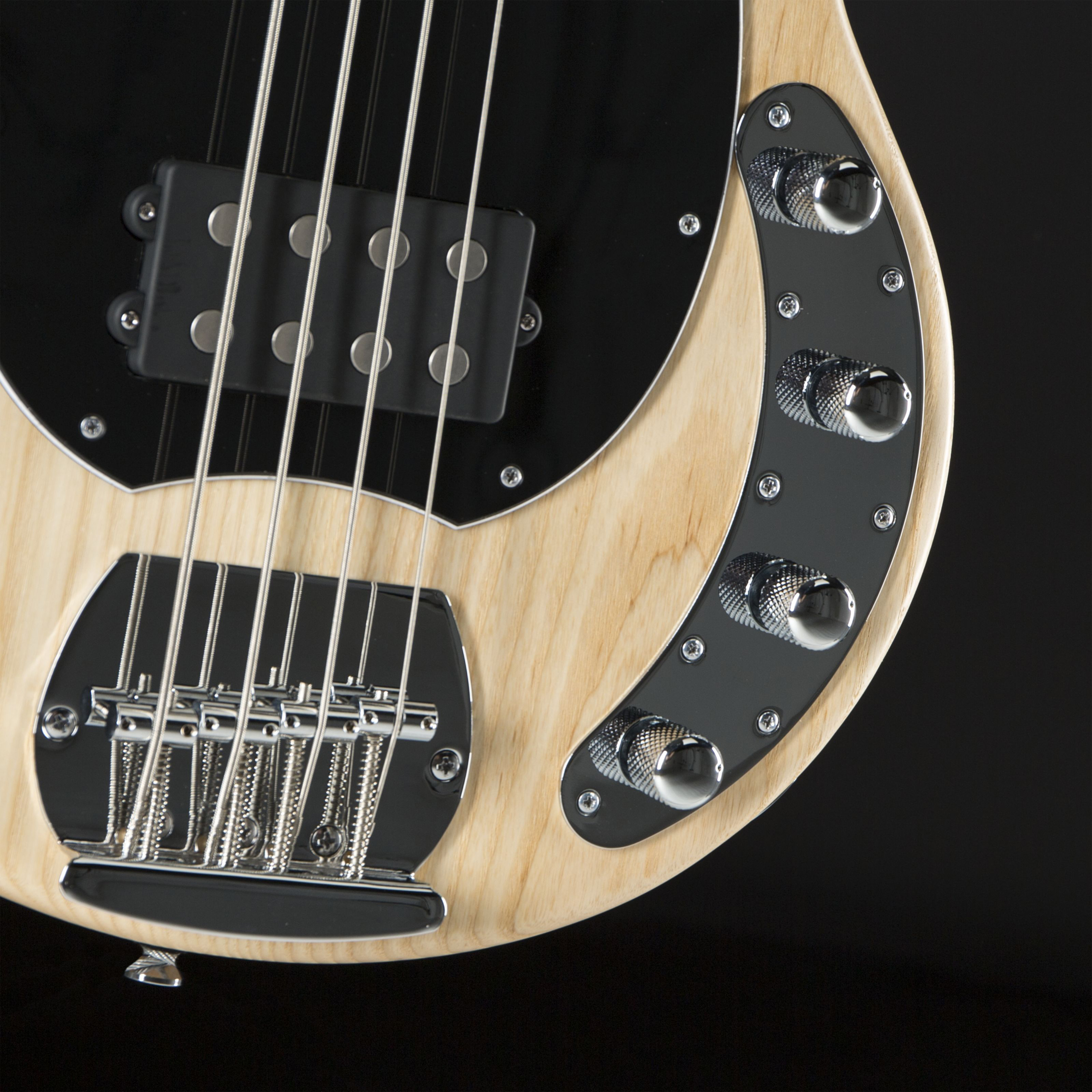 FAME MM 400 Ash RW Natural Satin Detail