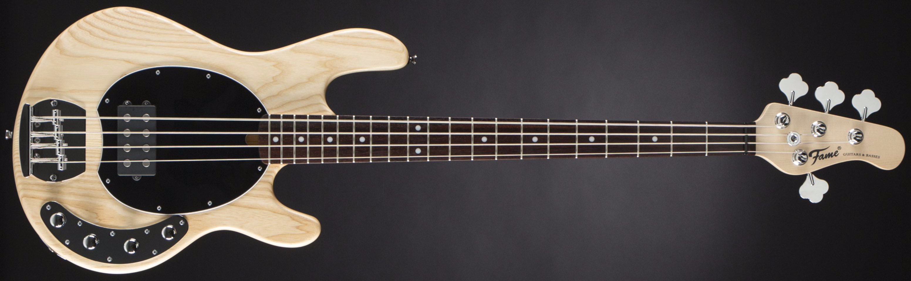 FAME MM 400 Ash RW Natural Satin