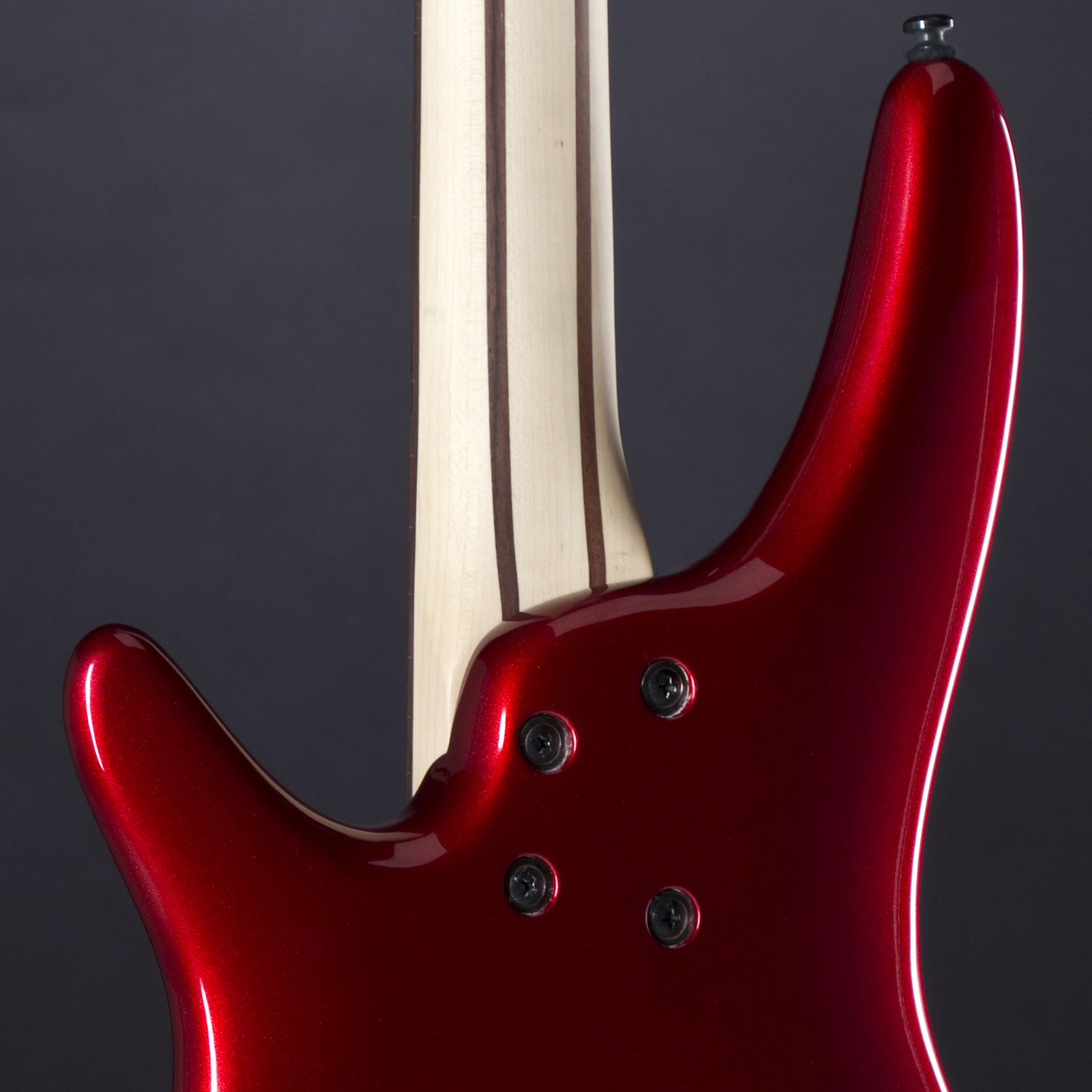 IBANEZ Soundgear SR300EB-CA Candy Apple Red Rückseite