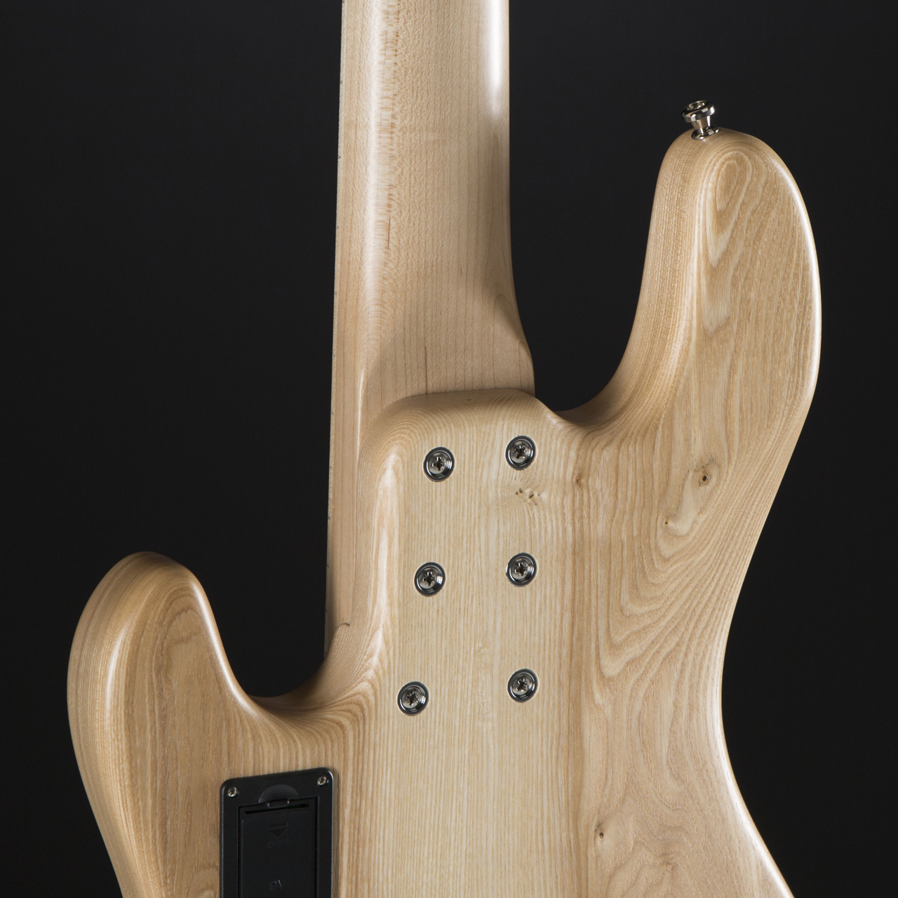 Sandberg California TM5 MN Natural Highgloss Neck