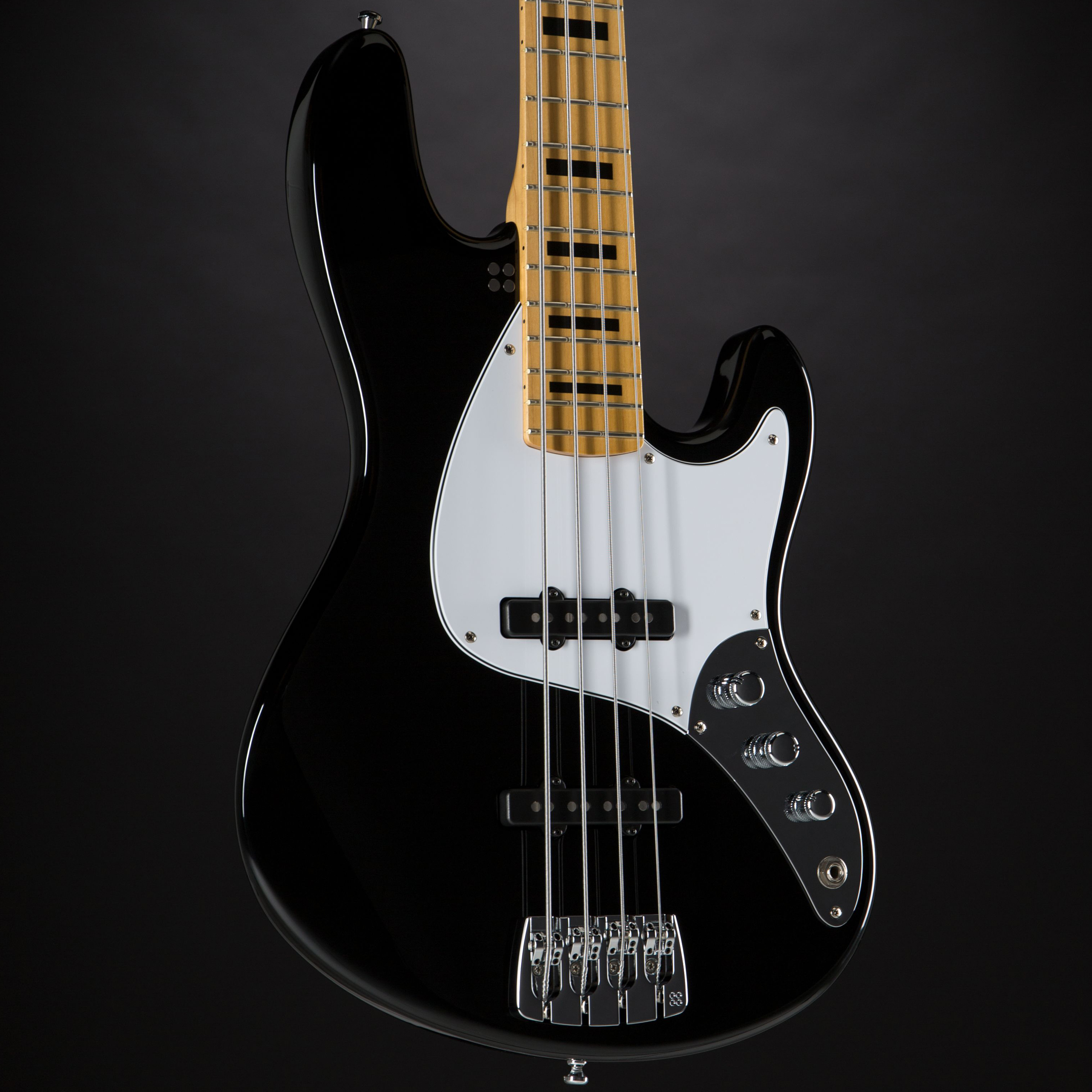 SANDBERG California TT4 MN Black Highgloss Korpus