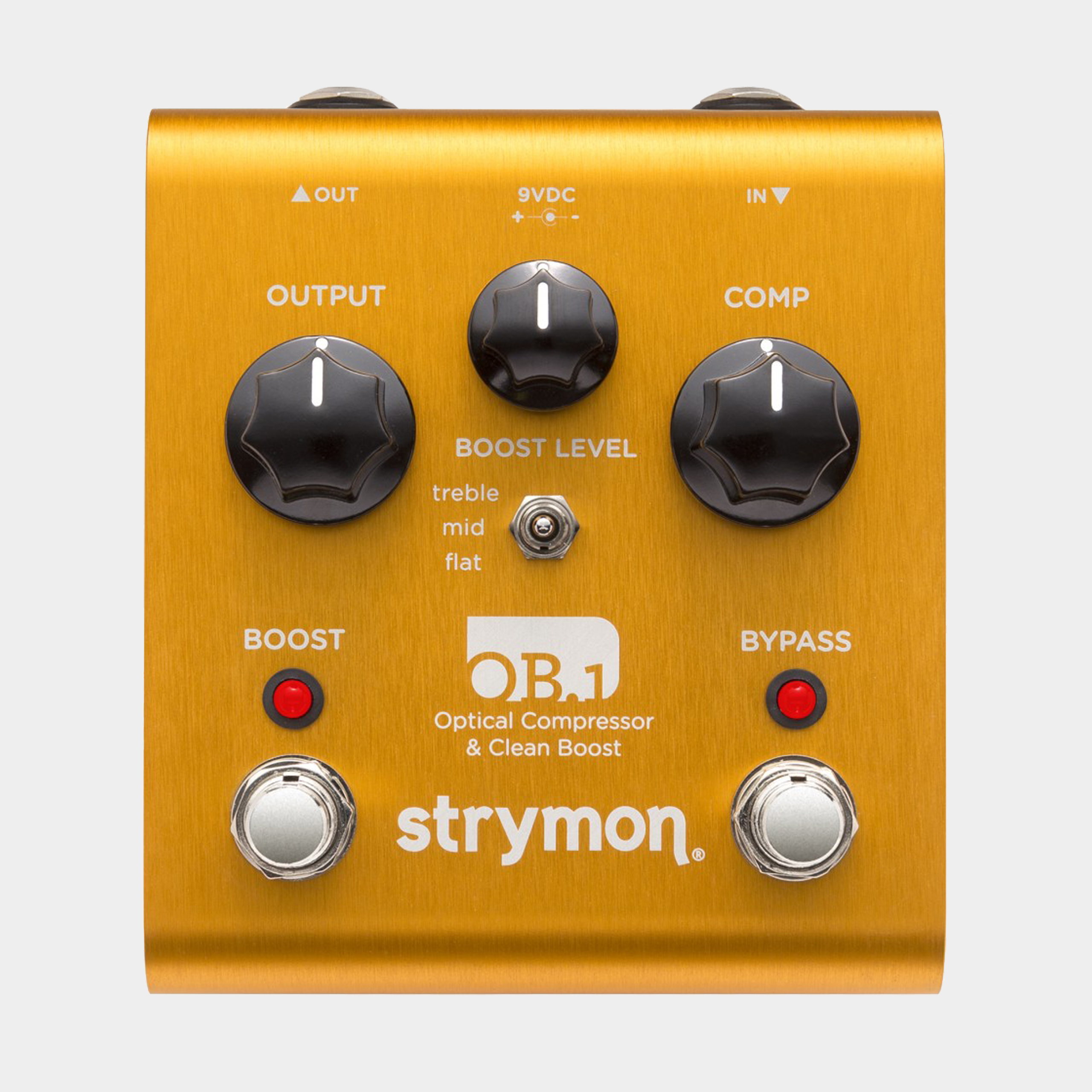 STRYMON OB.1 Bass Modification