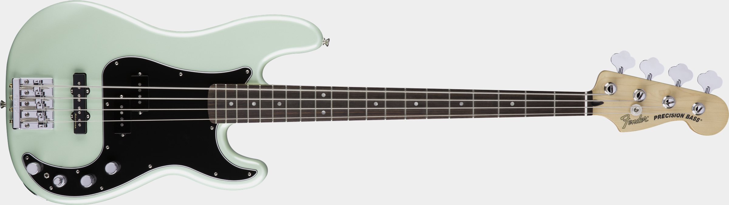 FENDER Deluxe Active Precision Bass Special RW Surf Pearl