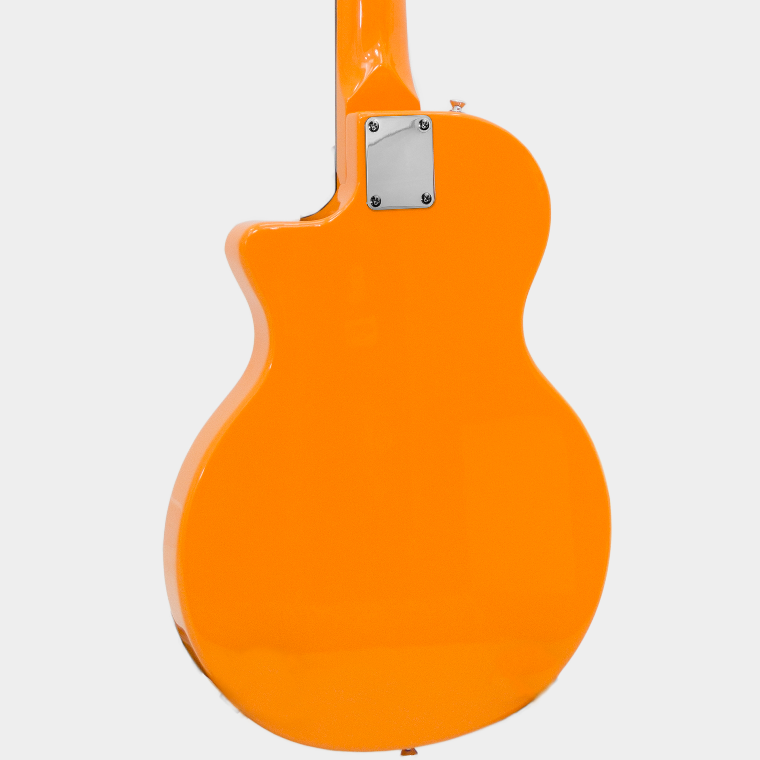 Orange O Bass Orange Rückseite