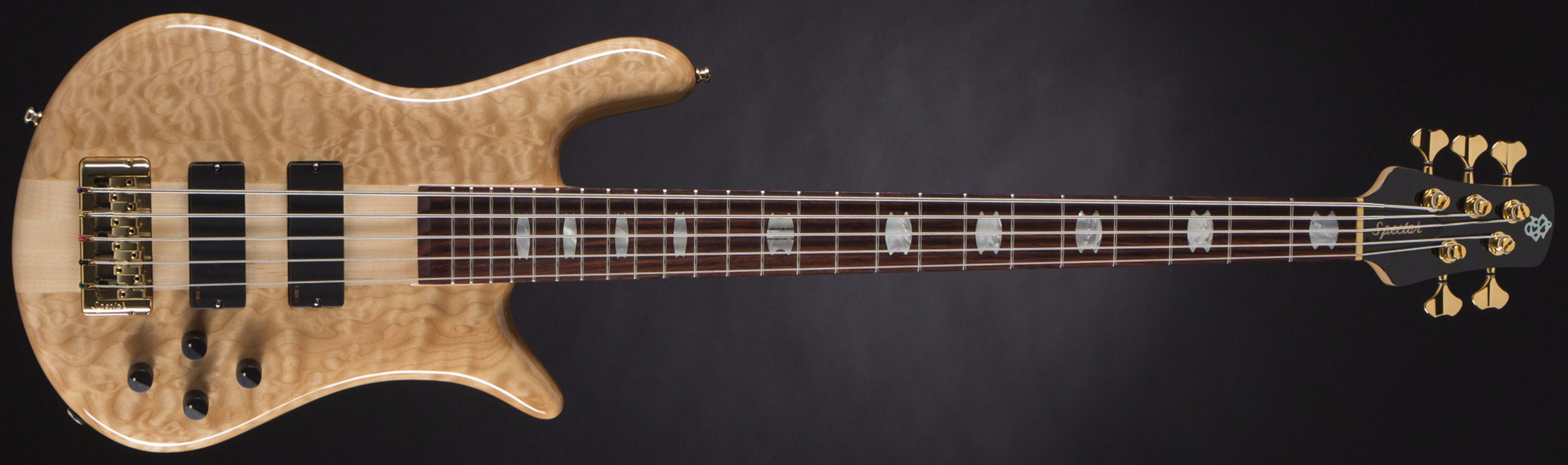SPECTOR Euro 5 LX-TW Natural Stain Gloss