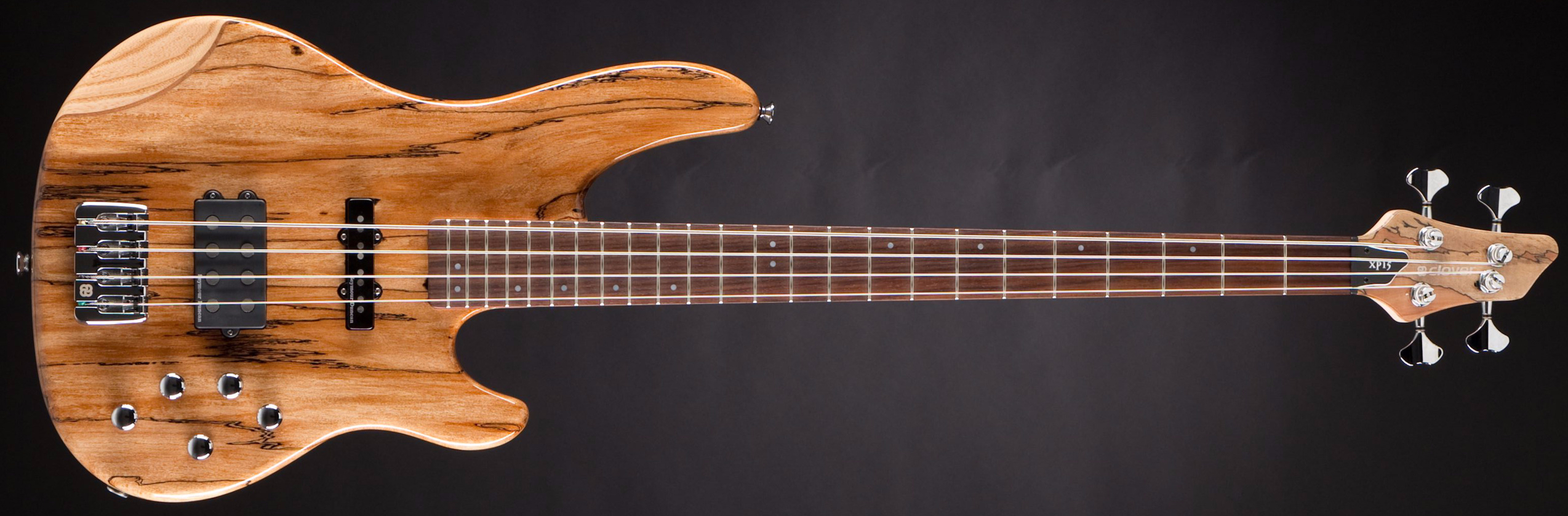 official photos 42275 29af0 Clover Xpression 4 Spalted Maple