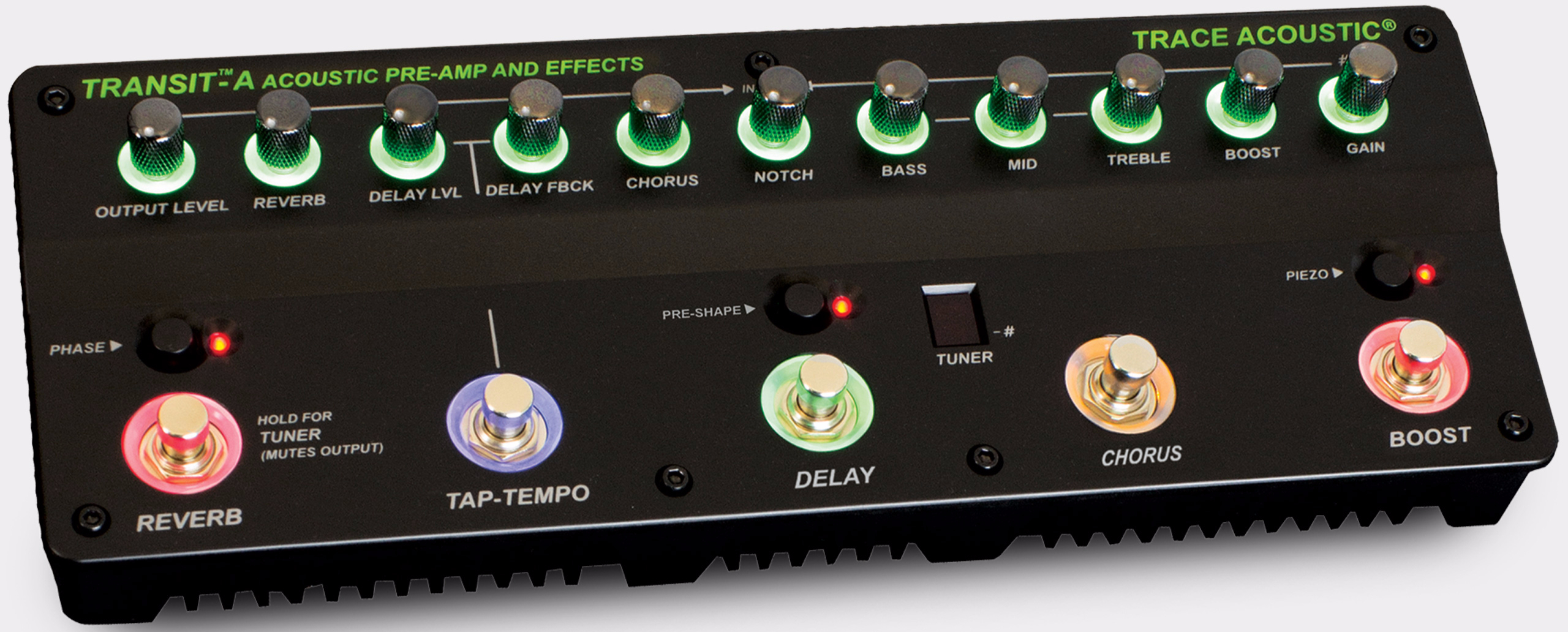 TRACE ELLIOT Transit A Acoustic Preamp