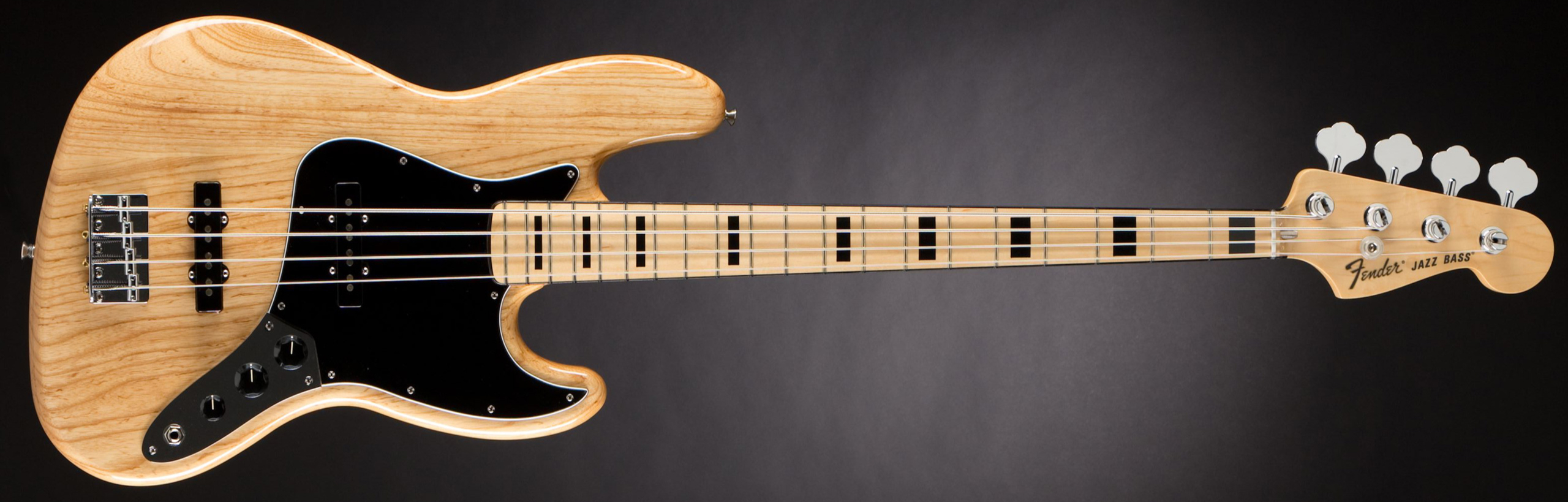 FENDER Limited Edition '70s Jazz Bass MN Natural