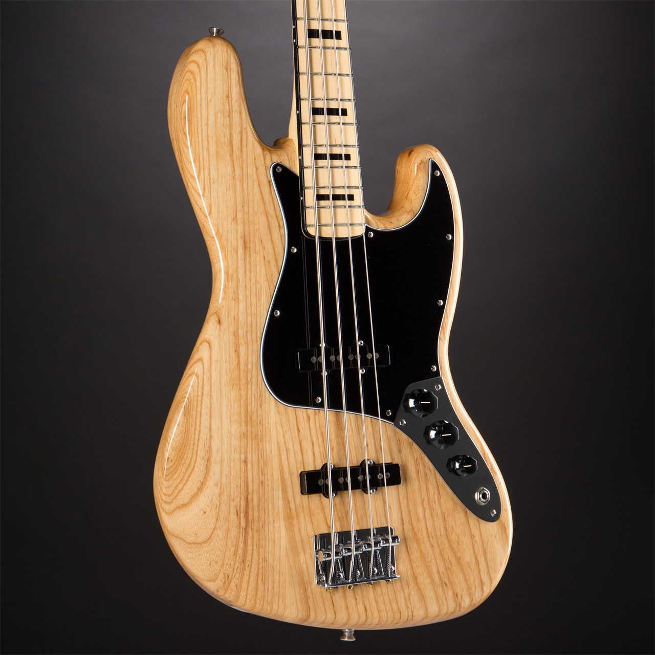 FENDER Limited Edition '70s Jazz Bass MN Natural Korpus
