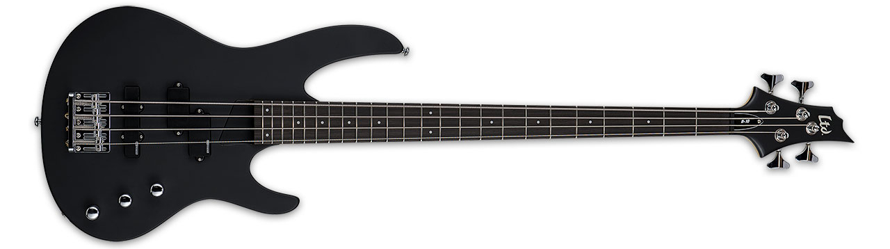 ESP LTD B-10 Black Satin