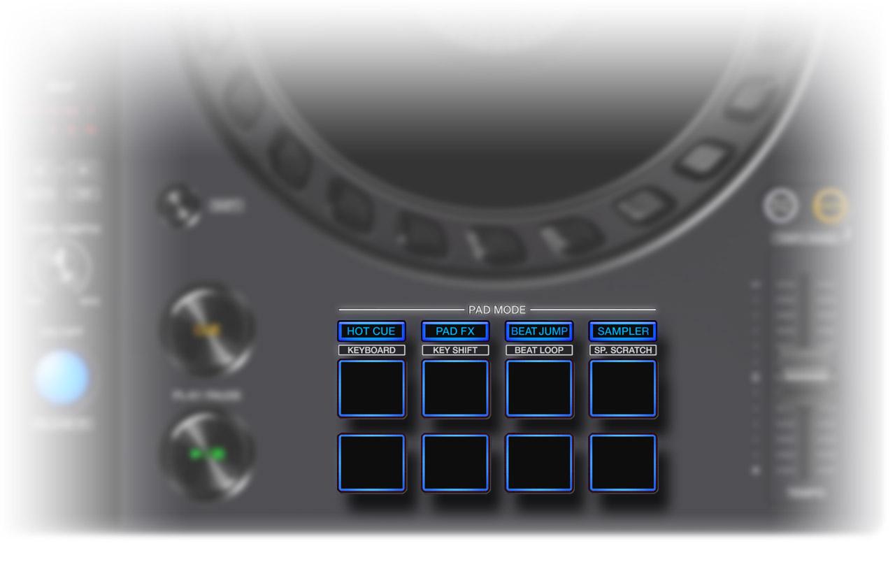 Pioneer DJ DDJ-FLX6 | MUSIC STORE professional | de-DE