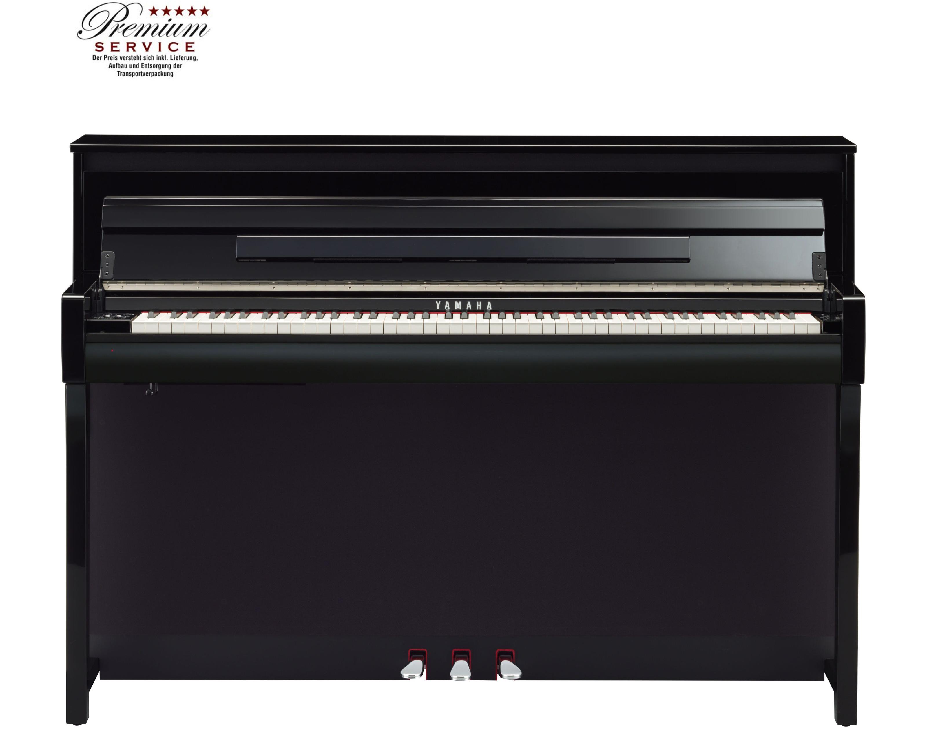 yamaha clavinova clp 685 pe. Black Bedroom Furniture Sets. Home Design Ideas