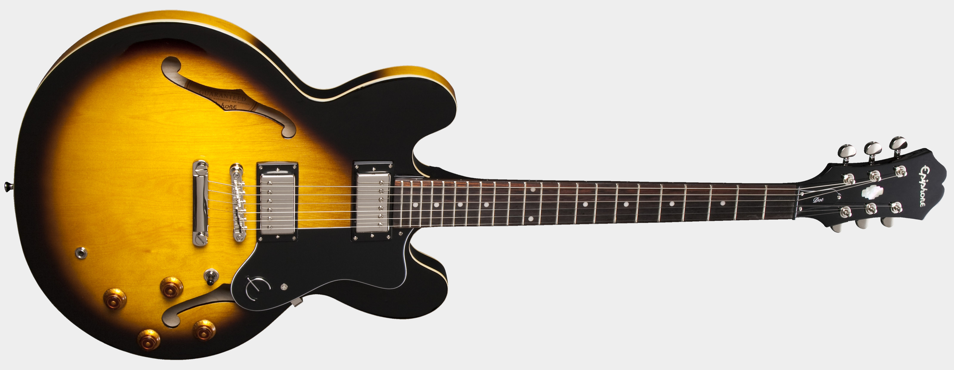 Epiphone The Dot VS Vintage Sunburst