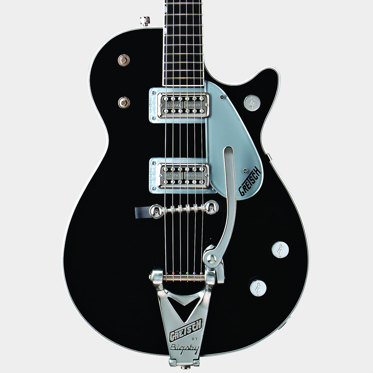 GRETSCH G6128T Duo Jet Bigsby Black Body
