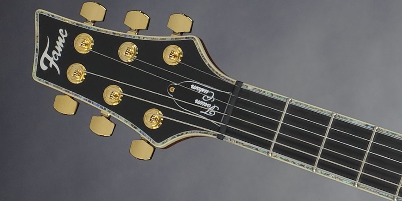 ForumCustomTRD Headstock