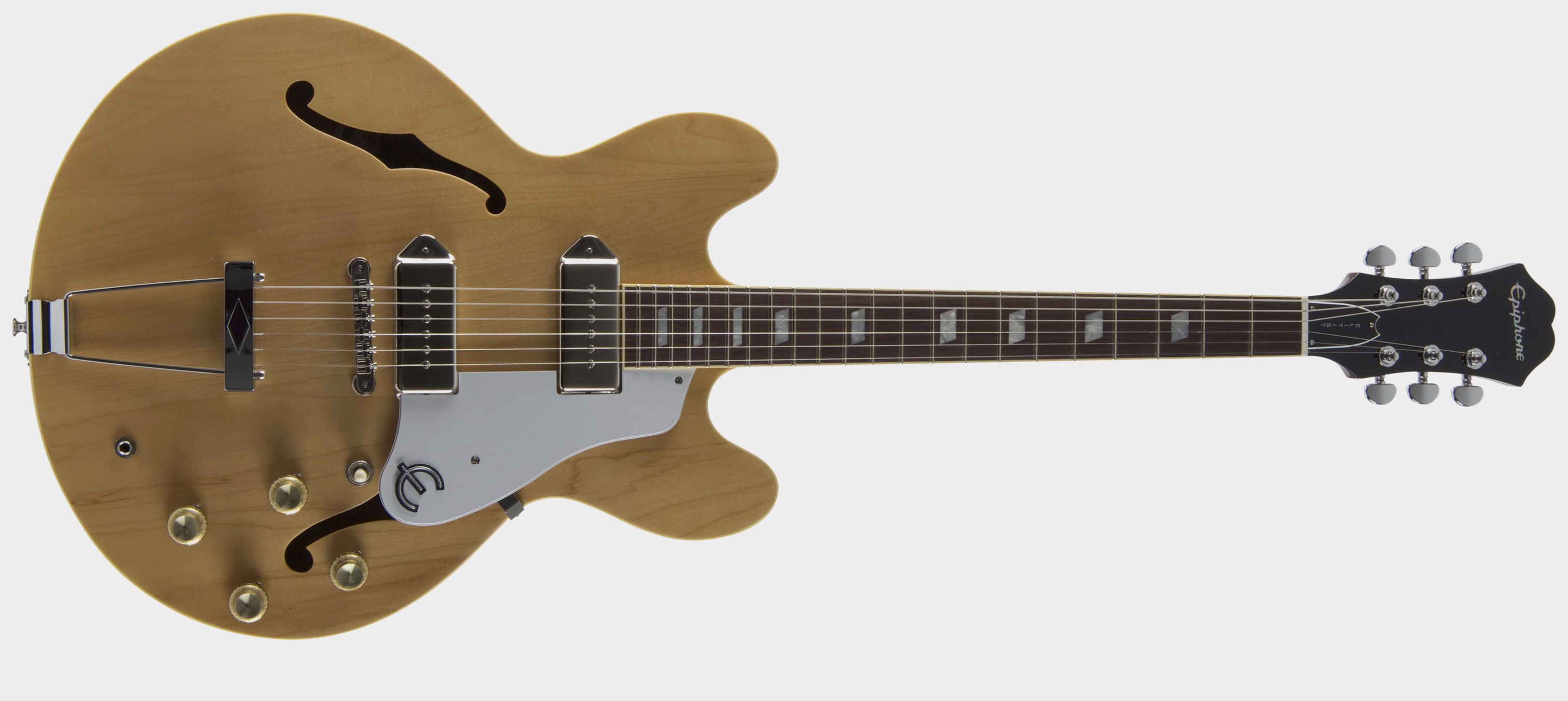 EPIPHONE Elitist Casino 1965 Natural