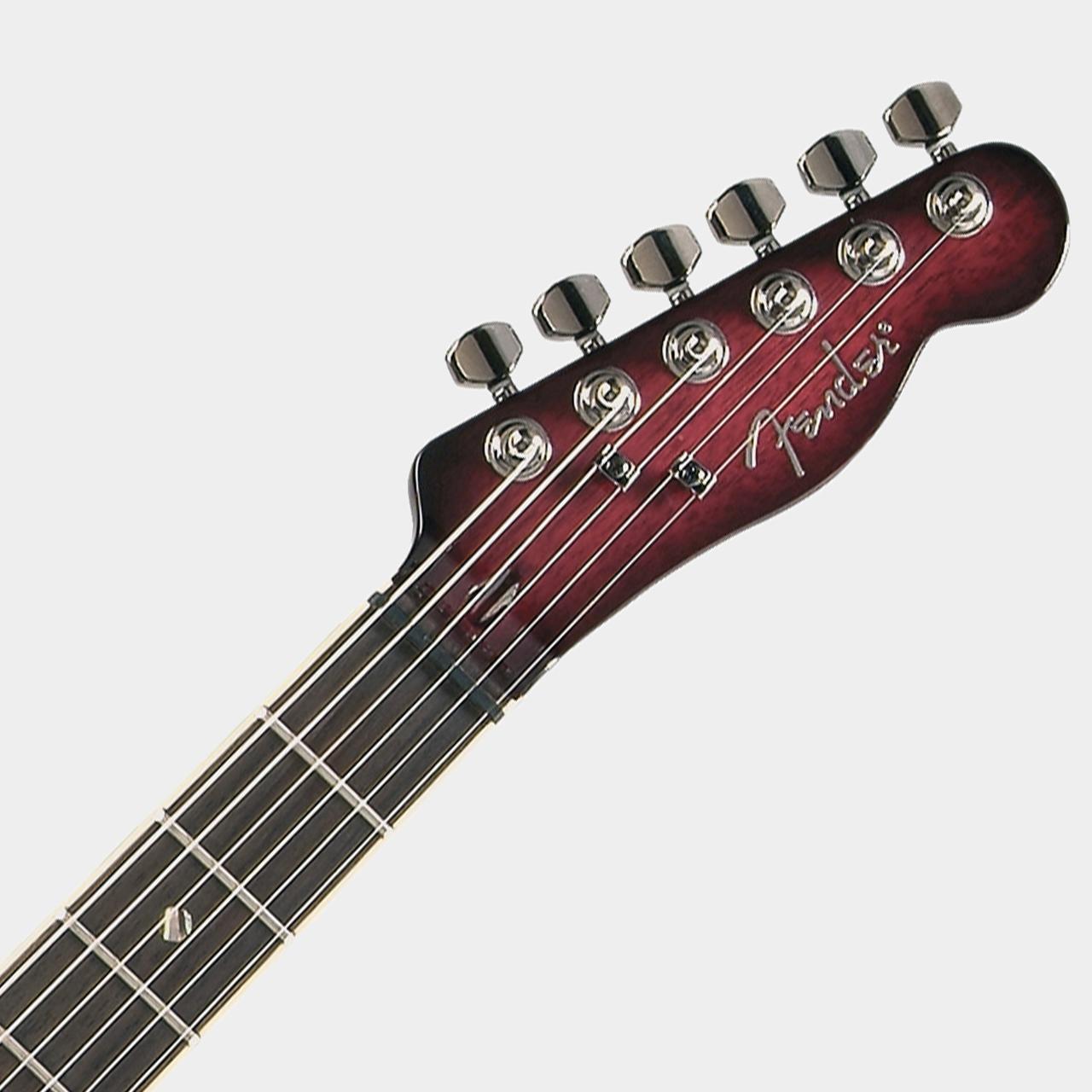 Fender Custom Telecaster Fmt Rw Bcb Black Cherry Sunburst