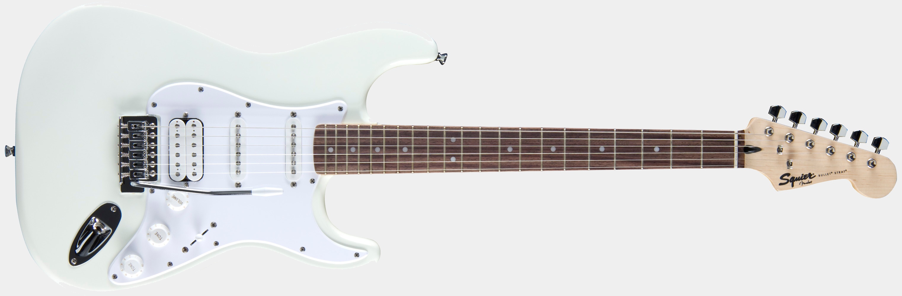 Bullet Strat HSS RW AW Front