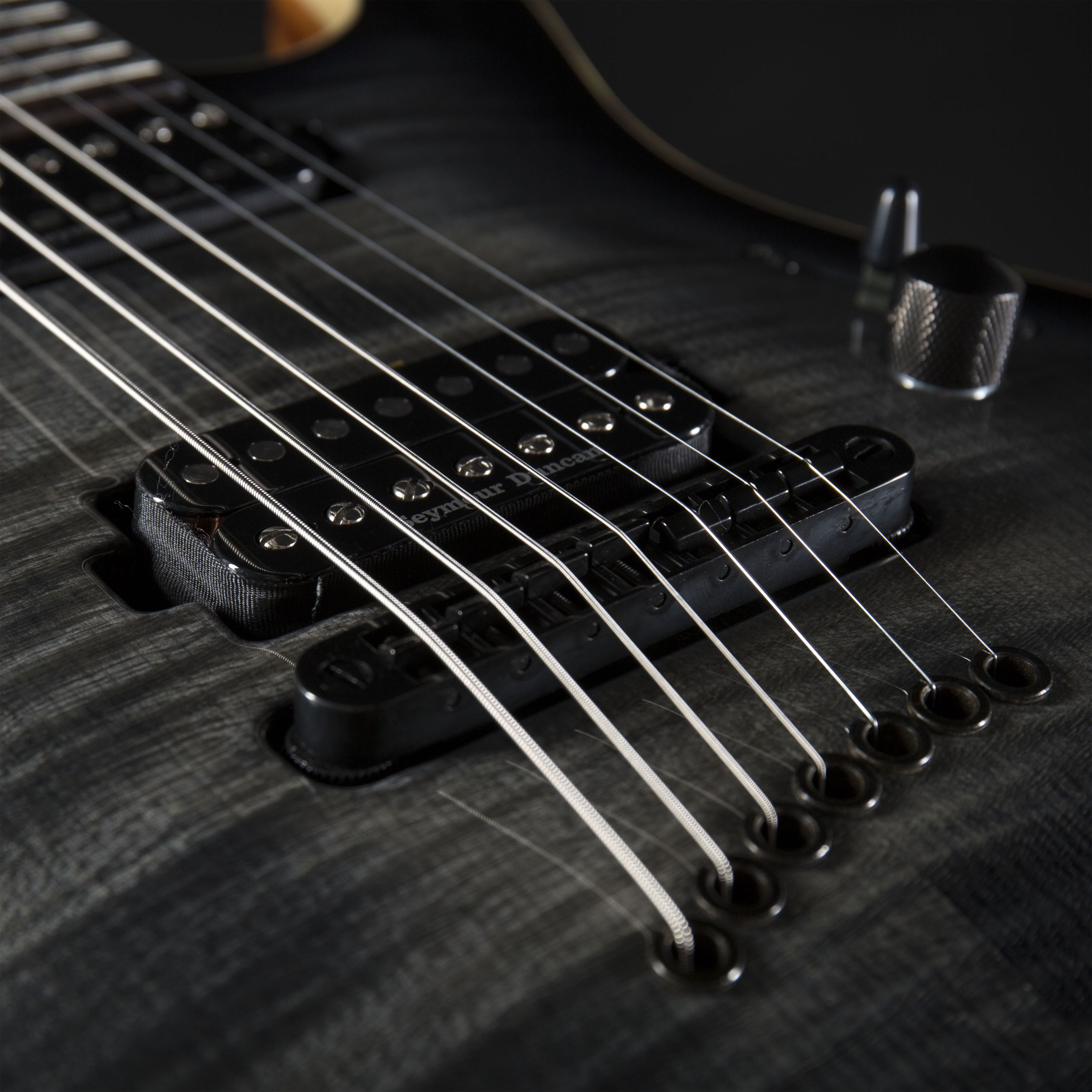 MAYONES Setius GTM 7 Transparent Graphite Brücke