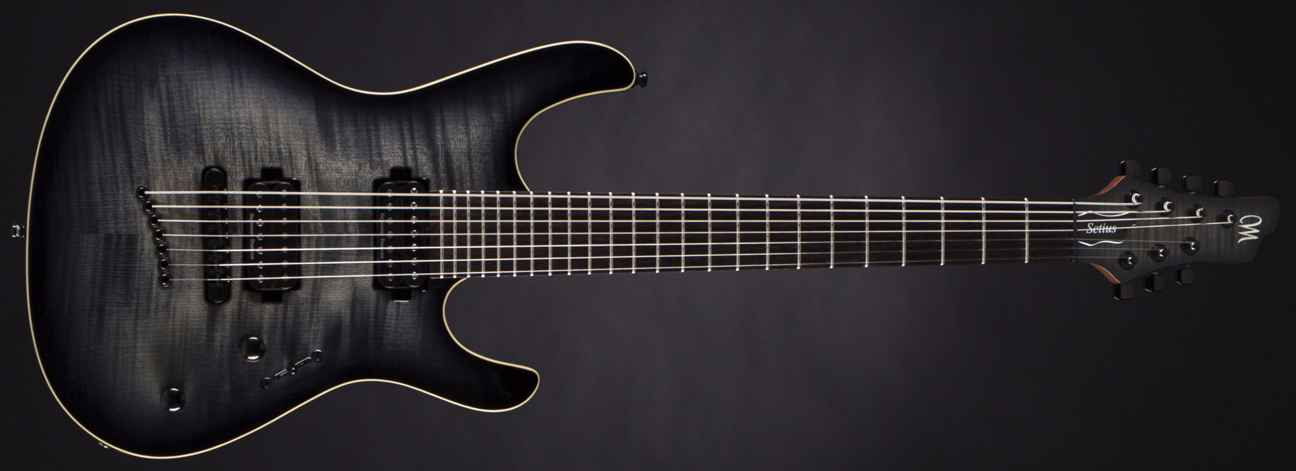 MAYONES Setius GTM 7 Transparent Graphite
