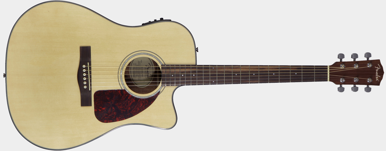 Fender CD-140 SCE Dreadnought Natural