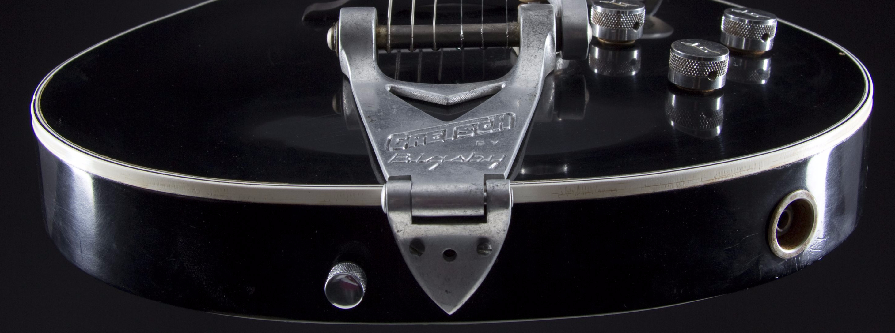 GRETSCH G6128T-GH George Harrison Tribute Detail I