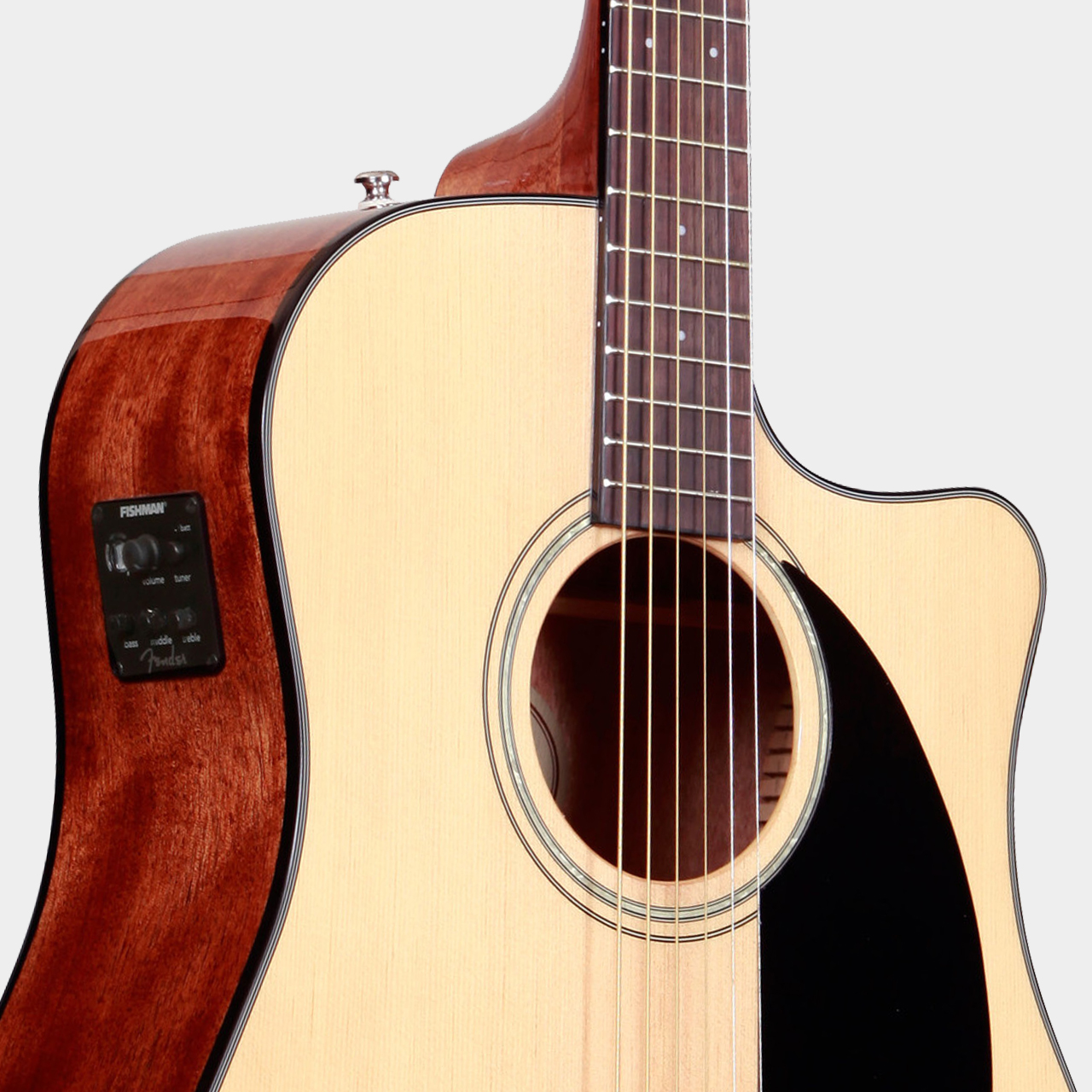 FENDER CD-60 CE NAT